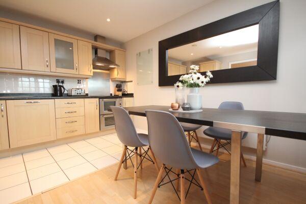 Dining Area, The Napoleon Serviced Apartment, Leamington Spa