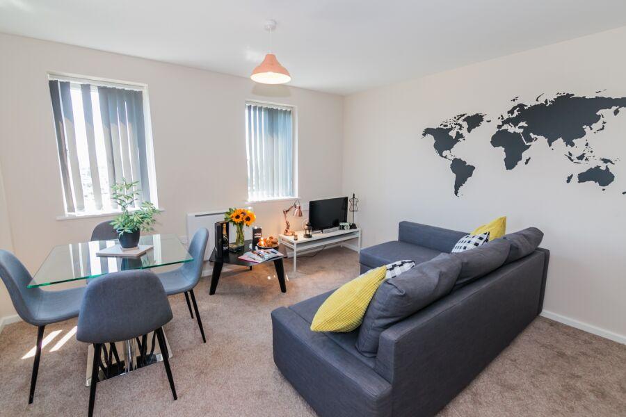 Park Rise Apartments - Manchester, United Kingdom