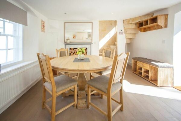 Dining Area, Ralph Allen Cottage Serviced Accommodation, Bath