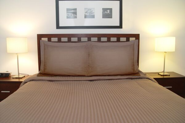Bedroom, The Marc Serviced Apartments, Hell's Kitchen, New York