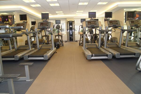 Gym, The Marc Serviced Apartments, Hell's Kitchen, New York