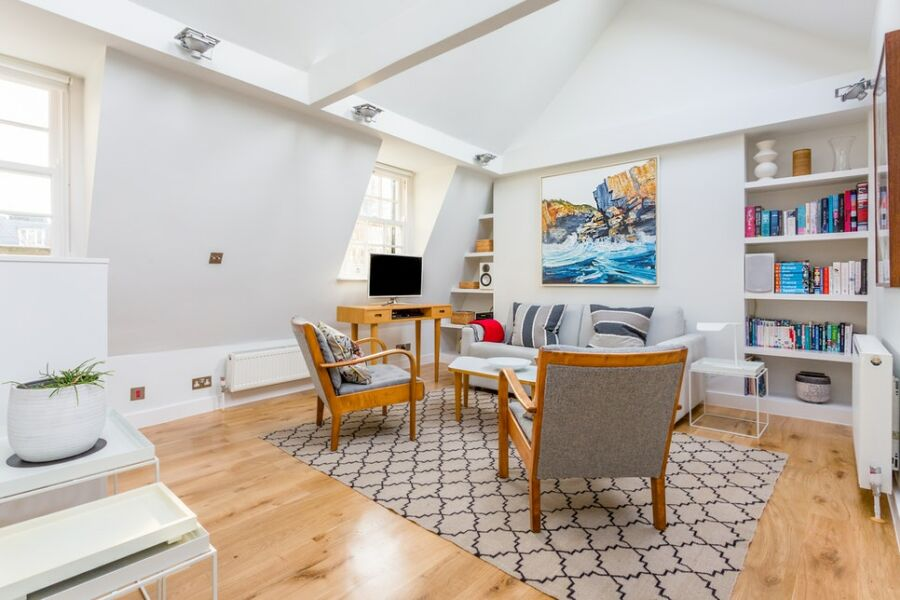 Goodge Street Accommodation - Fitzrovia, Central London