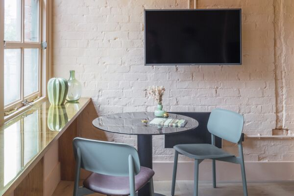 Living and Dining Area, Whitworth Locke Serviced Apartments, Manchester