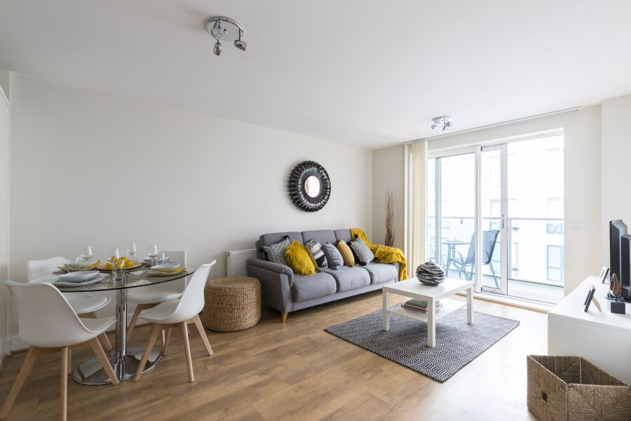 Gooch House Apartment - Hammersmith, West London
