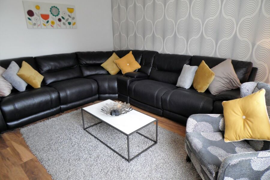 Stanefield House Accommodation - Motherwell, North Lanarkshire