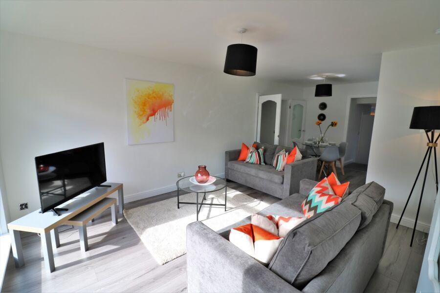 Brora House Accommodation - Hamilton, Lanarkshire