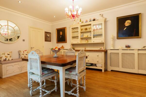Dining Area, Kingwood Serviced Accommodation, London