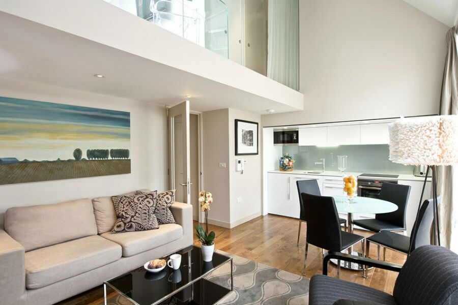 Bishopsgate Residence Apartments - Liverpool Street, The City