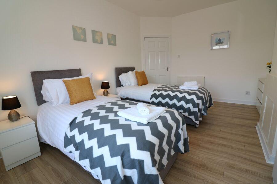 Kingsland House Accommodation - Glasgow, United Kingdom