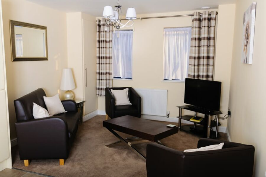 St Helens Court Apartments - Derby, United Kingdom