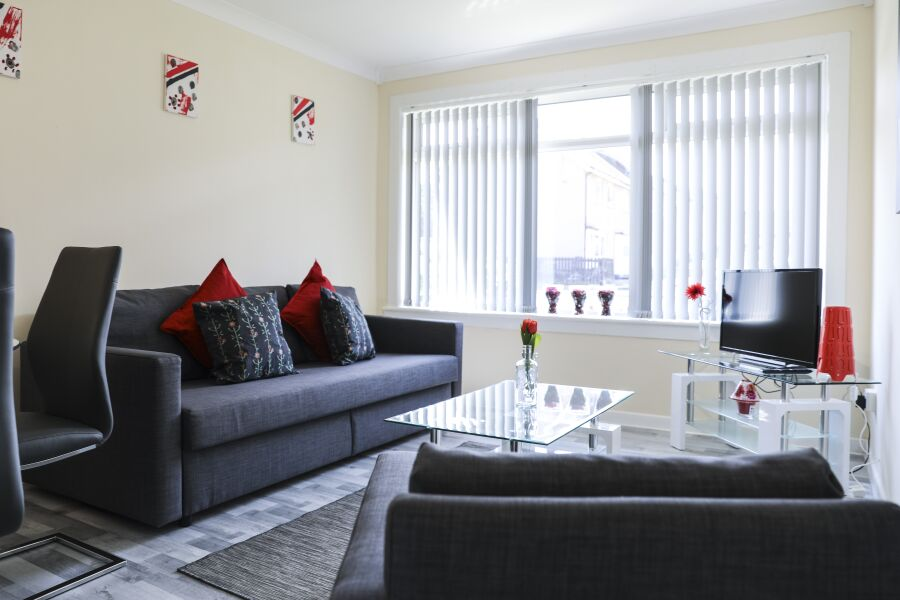 Netherton House Accommodation - Wishaw, North Lanarkshire