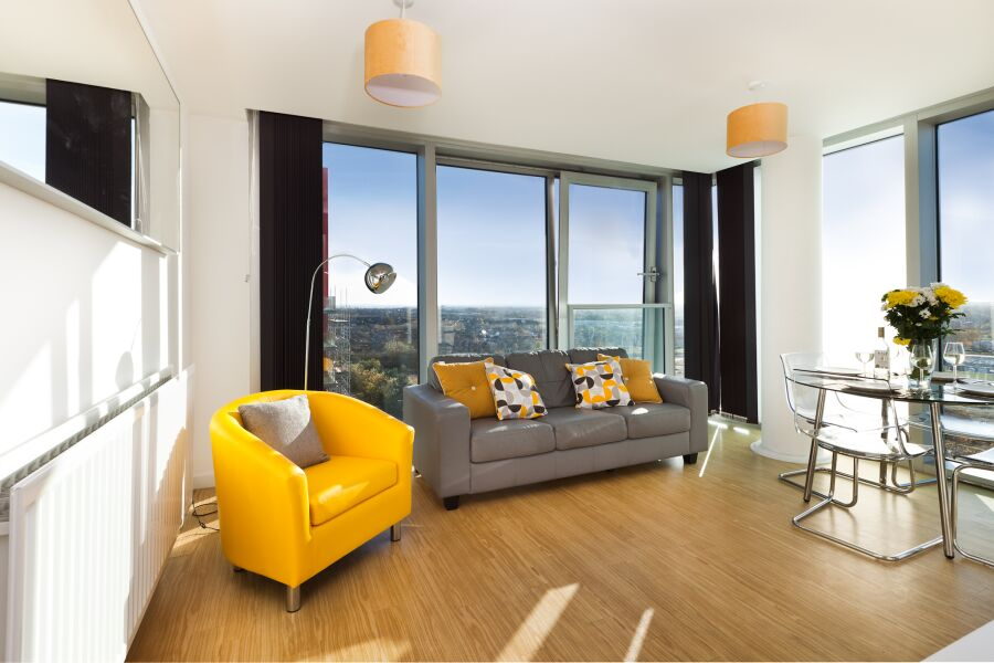 Chelsea House Apartment - Milton Keynes, United Kingdom