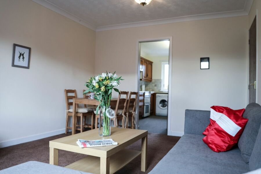 Scotia House Accommodation - Wishaw, North Lanarkshire