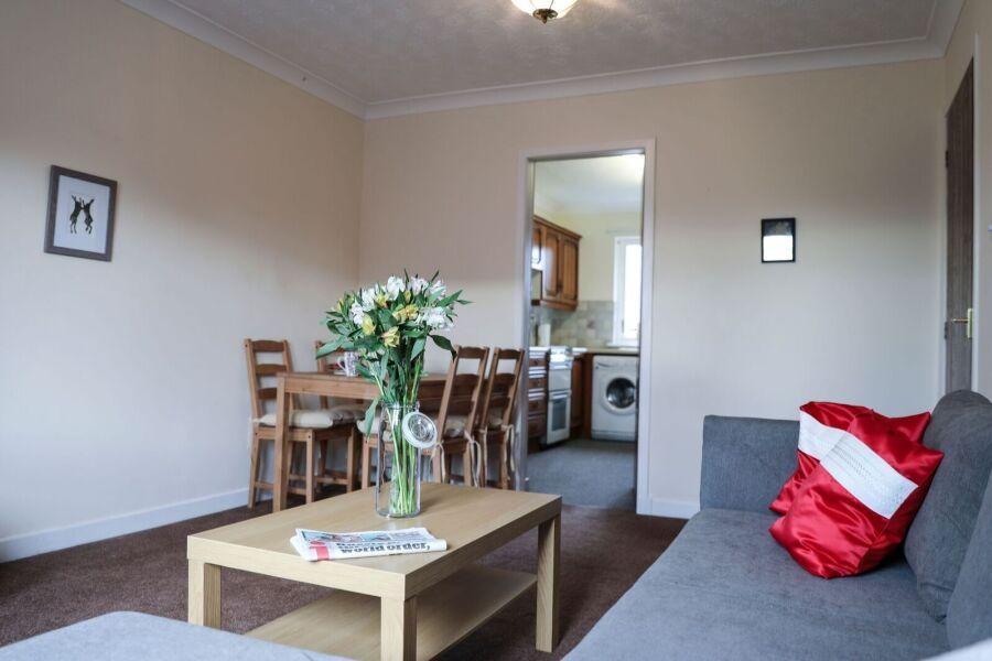 Scotia House Accommodation - Wishaw, North Lanarkshire