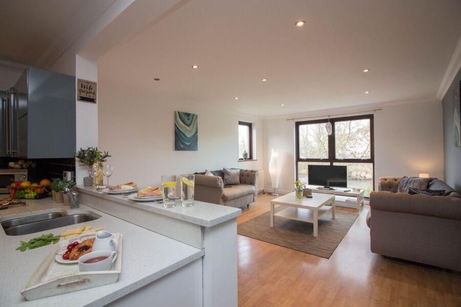 Estuary View Apartment - Nairn, Nairnshire