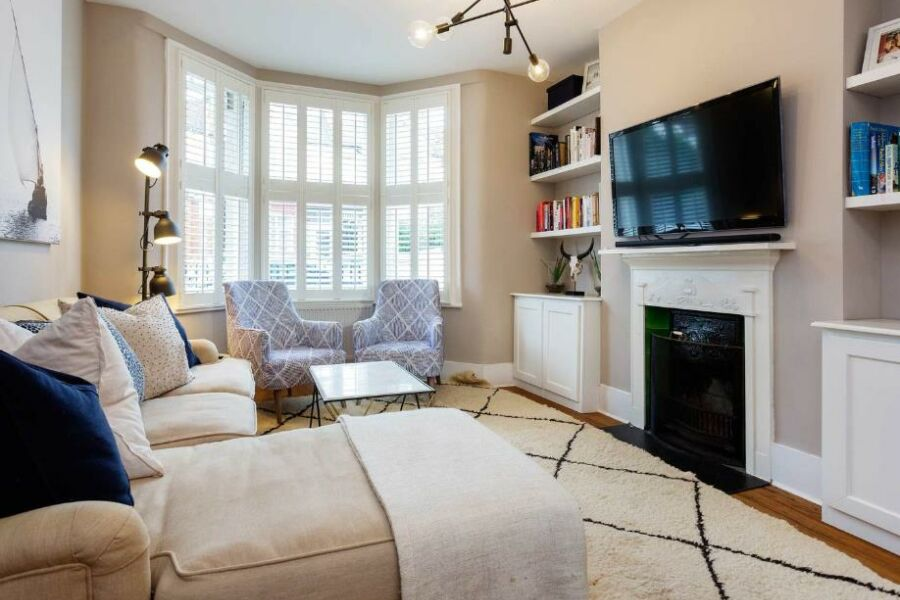 Serene Accommodation - Tooting, South West London