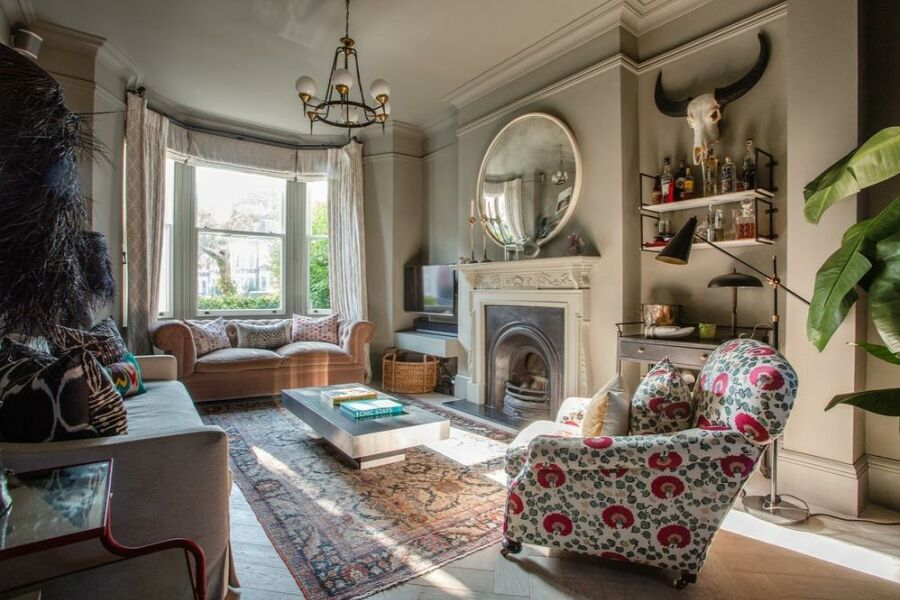 Plympton Road Accommodation - Queen's Park, North West London