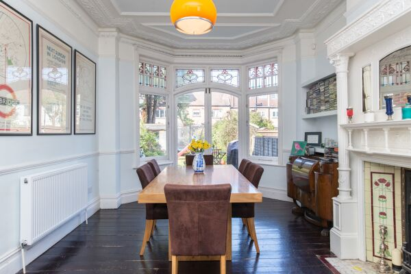 Dining Area, Eton House Serviced Accommodation, East Finchley
