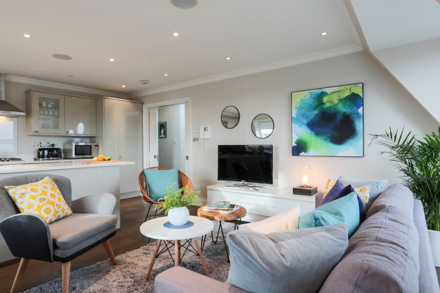 White Hill House 5 Apartment - Clapham, South West London