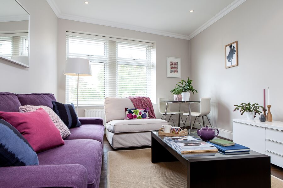 White Hill House 3 Apartment - Clapham, South West London
