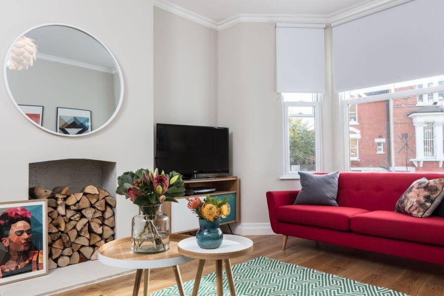 Byrne Garden 1 Apartment - Balham, South West London