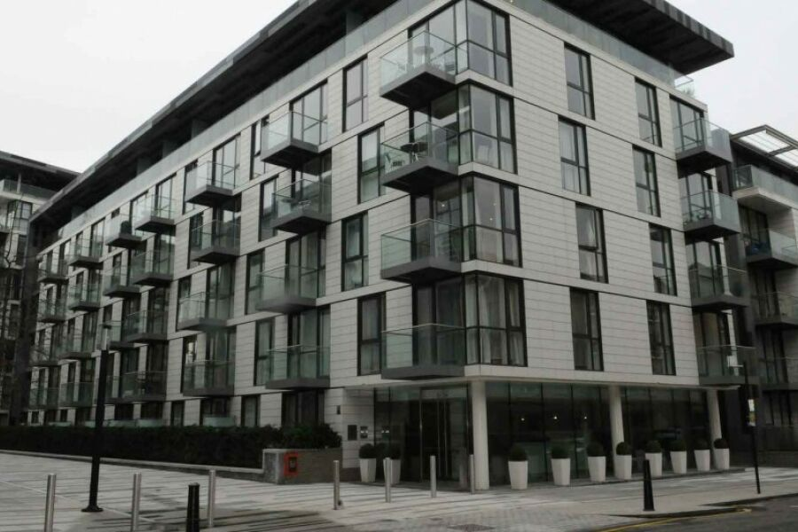 Hooper Street - Tower Hill, The City