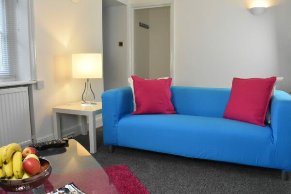 Lounge, Montpellier Villas Serviced Apartment, Cheltenham