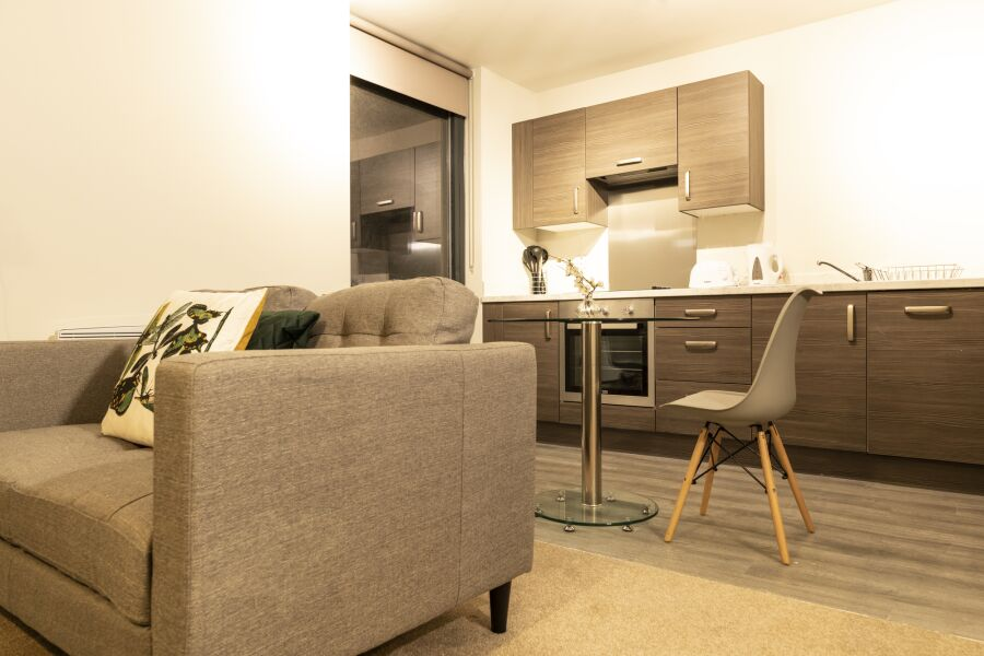 Adelphi Wharf Apartments - Salford, Manchester