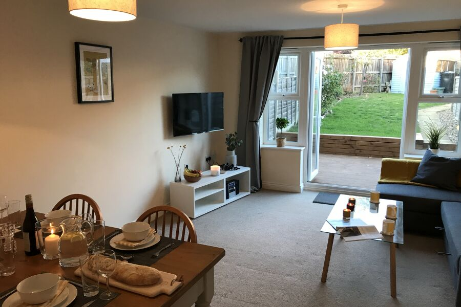 Merivale Place Accommodation - Ely, Cambridgeshire