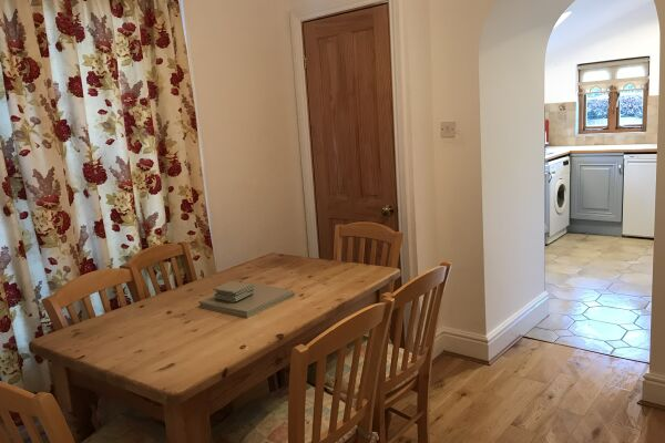 Dining Area, Melrose Serviced Apartment, Cambridge