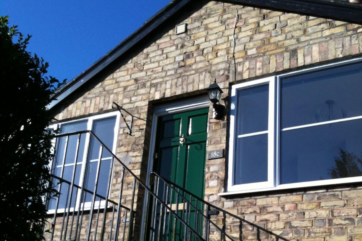 Exterior: 1 bed Granville Apartments, Sevenoaks