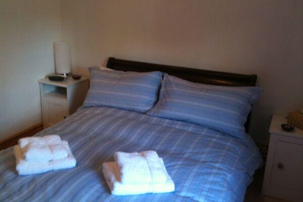 Bedroom: 1 bed Granville  Apartments, Sevenoaks