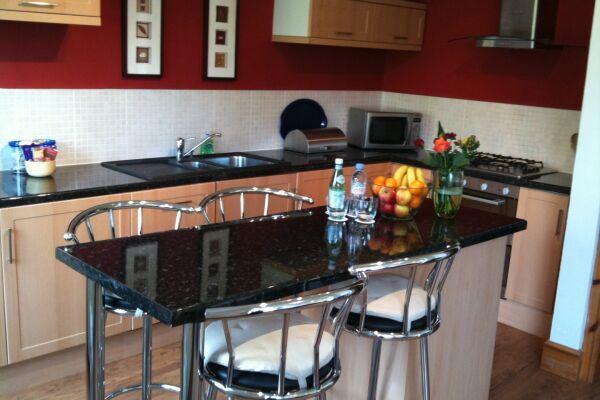 Kitchen: 1 bed Granville Apartments , Sevenoaks