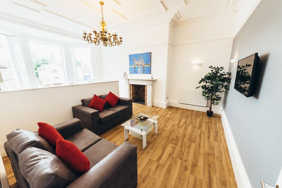 Friar Gate Apartments (T) - Derby, United Kingdom