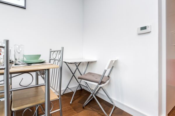 Sitting Area, Greenwich Serviced Apartment, London
