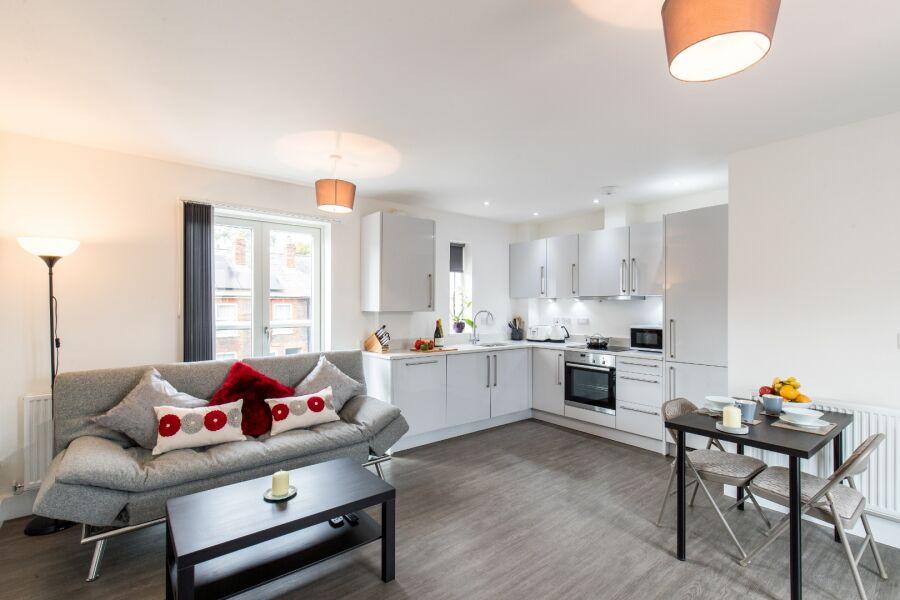 Oval View Apartments - Hemel Hempstead, United Kingdom