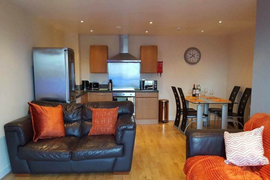 Liverpool Apartment - Liverpool, United Kingdom