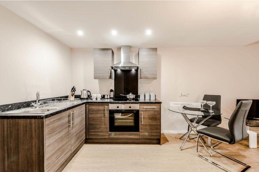 Infinity Apartments - Stretford, Manchester