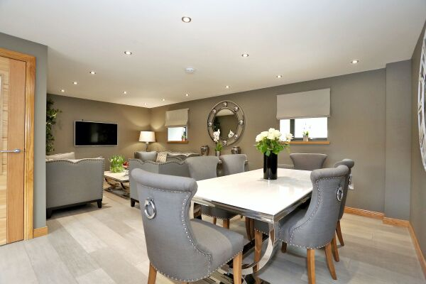 Dining Area, West Cults Serviced Apartments, Aberdeen