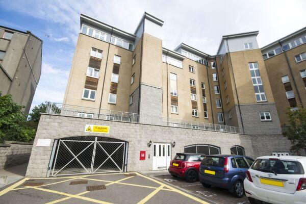 Exterior, Portland Street Serviced Apartments, Aberdeen