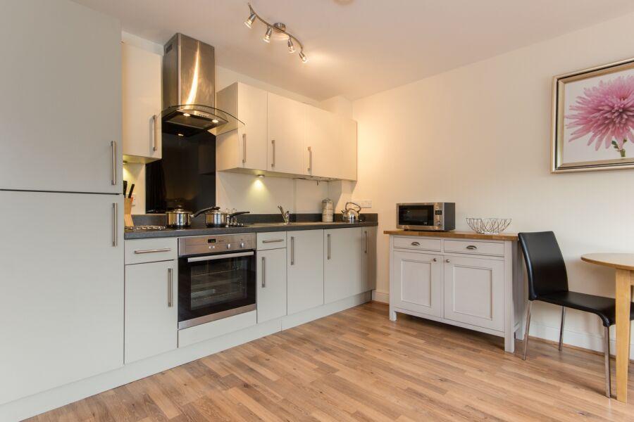 Citygate Apartments  - Cambridge, United Kingdom