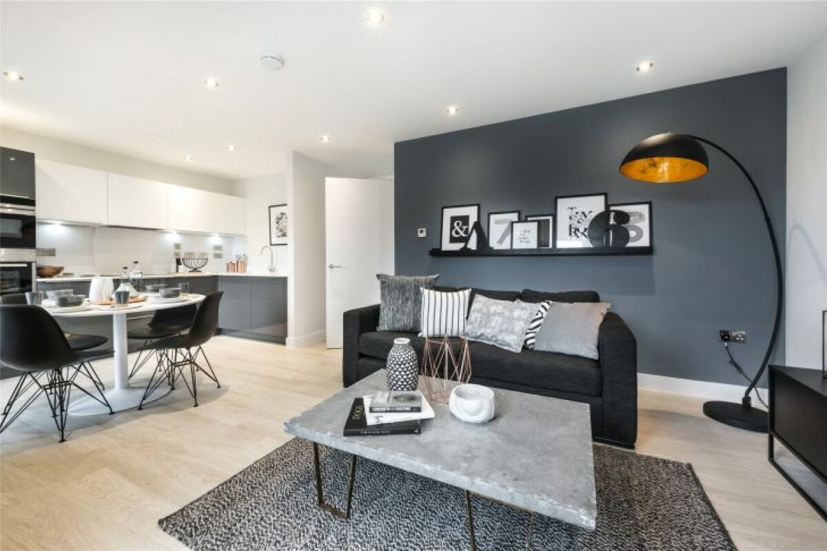 Lounge, Vesta Serviced Apartments, Cambridge