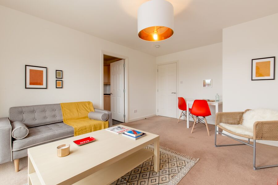 Duff Street Apartments - Edinburgh, United Kingdom
