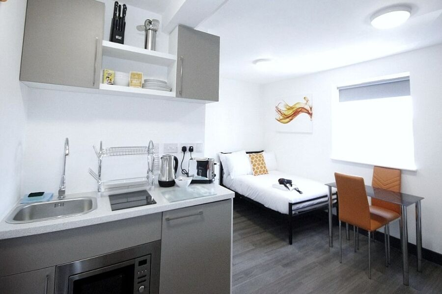 Chapel Street Apartments - Luton, United Kingdom