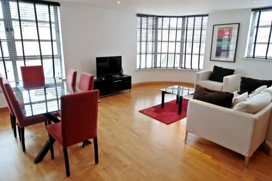 Liverpool Street  Apartments - Shoreditch, The City