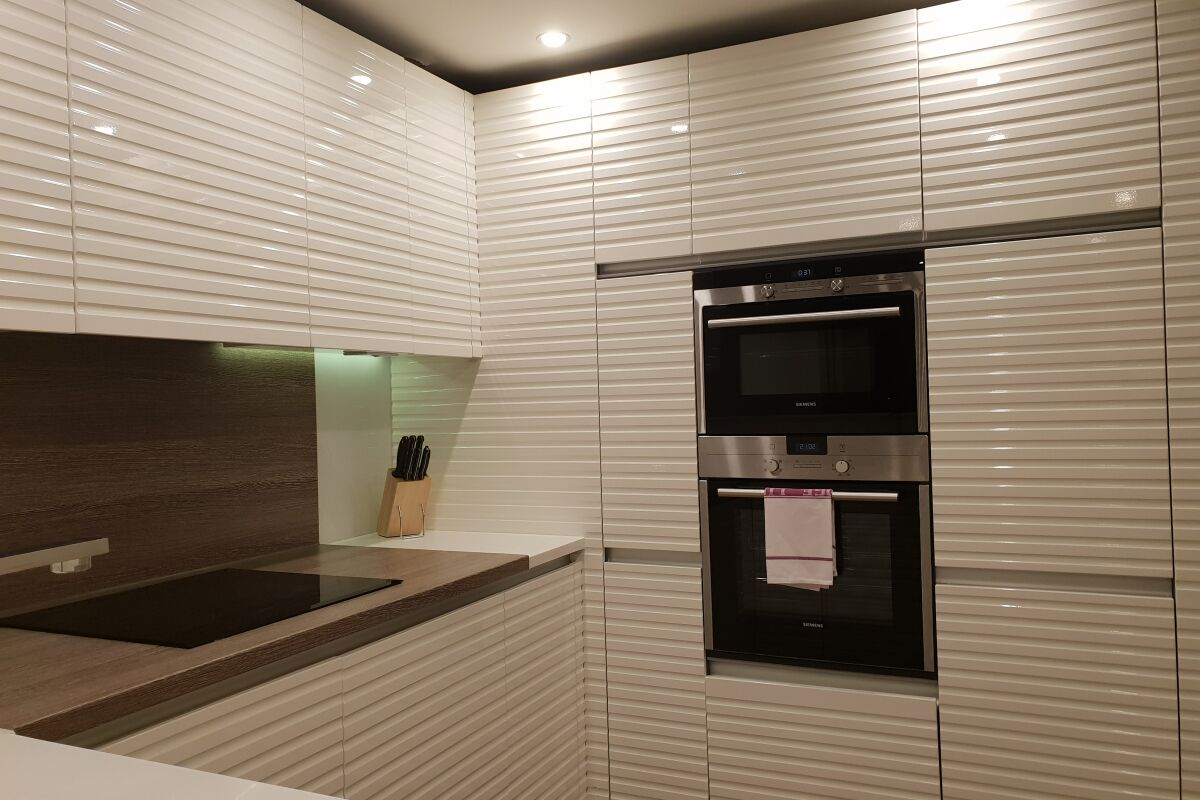 Kitchen, Clerkenwell Deluxe Serviced Apartments, Clerkenwell