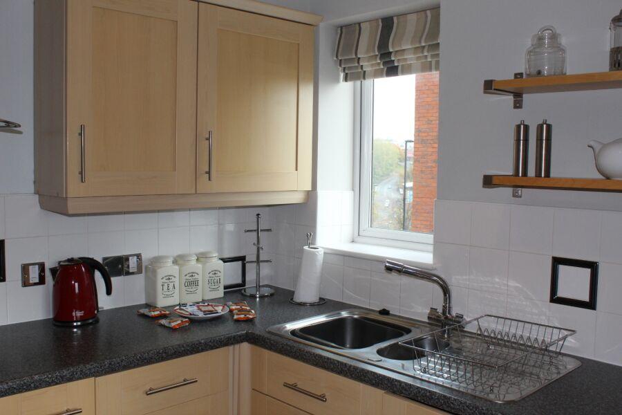 High Quays Apartments - Newcastle, United Kingdom