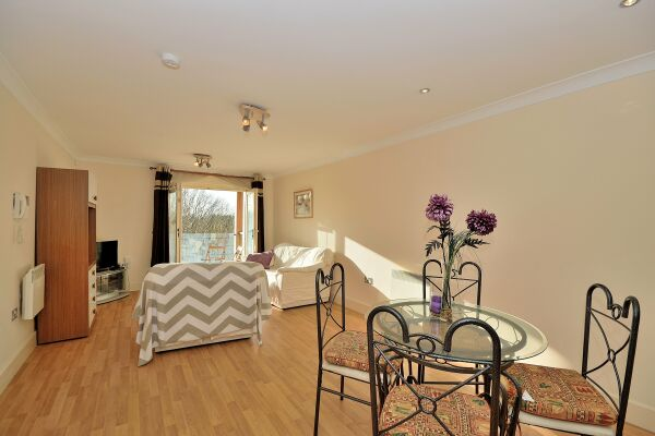 Dining Area, The Wharf Serviced Apartment, Chester