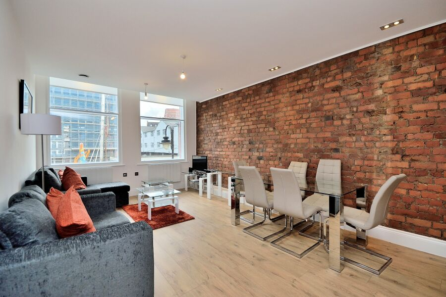 Canal Street Apartments - Manchester, United Kingdom