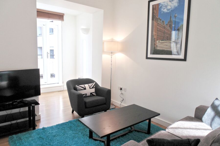 King's Cross Executive Apartment - Kings Cross, North London